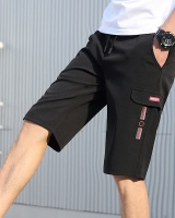 Fashion sandy beach shorts Casual five pants for men