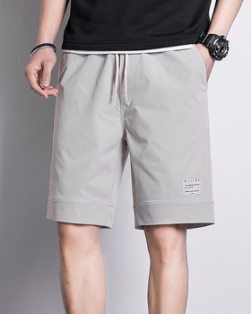 Loose Casual sandy beach pants fashion wicking shorts for men