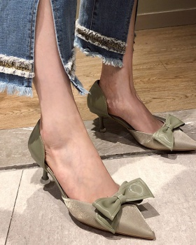 All-match shoes Korean style stilettos for women