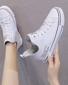 Thick crust student Korean style shoes for women