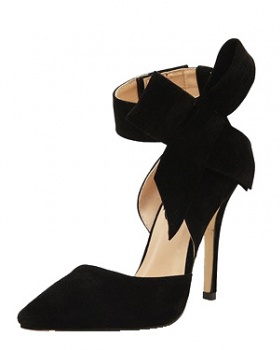 Large yard big butterfly high-heeled shoes for women