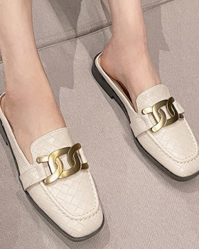 Korean style Casual slippers fashion spring shoes