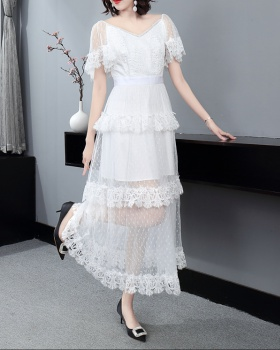 Spring and summer formal dress dress for women
