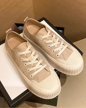 Sports thick crust platform shoes spring shoes
