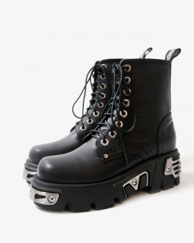 Low cylinder martin boots short boots for women