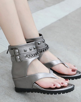 Rome Korean style shoes summer fashion summer boots for women