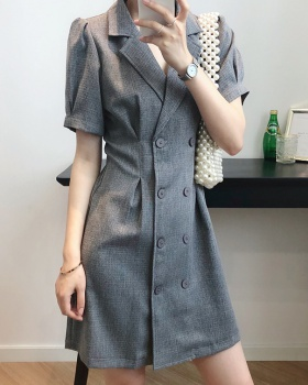 Summer business suit fashion and elegant dress for women