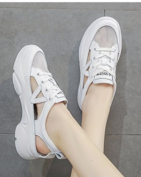 Student Casual sandals flat summer shoes for women
